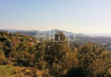 Земельный участок в Аланье с видом на море, Кестель - 2