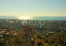 Земельный участок в Аланье с видом на море, Кестель - 4