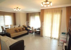 Большая квартира с 2 спальнями в аренду, комплекс на берегу моря, центр Аланьи - 6
