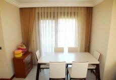 Большая квартира с 2 спальнями в аренду, комплекс на берегу моря, центр Аланьи - 10