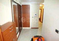 Большая квартира с 2 спальнями в аренду, комплекс на берегу моря, центр Аланьи - 16
