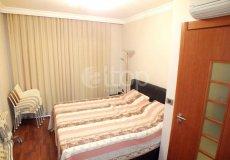 Большая квартира с 2 спальнями в аренду, комплекс на берегу моря, центр Аланьи - 17