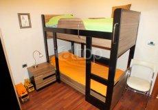 Большая квартира с 2 спальнями в аренду, комплекс на берегу моря, центр Аланьи - 19