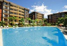 Большая квартира с 2 спальнями в аренду, комплекс на берегу моря, центр Аланьи - 24