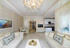 Роскошные квартиры с современным дизайном в Аланье р. Махмутлар - 21
