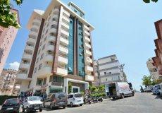 Продажа квартиры 1+1, 65 м2, до моря 450 м в центральном районе, Аланья, Турция № 1333 – фото 1