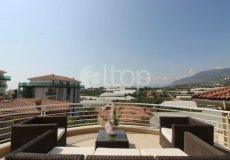 Вилла в комплексе в Алании с панорамным видом район Каргыджак - 44