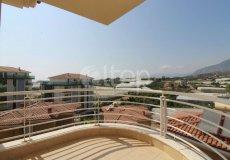 Вилла в комплексе в Алании с панорамным видом район Каргыджак - 60
