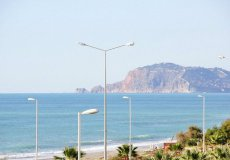 Просторная квартира в Алании с видом на море - 1