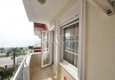Просторная квартира в Алании с видом на море - 20