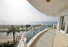 Просторная квартира в Алании с видом на море - 21