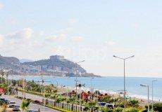 Просторная квартира в Алании с видом на море - 24