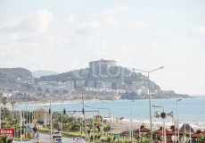 Просторная квартира в Алании с видом на море - 25