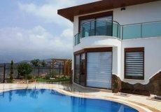 Уютная вилла в Алании с красивым видом на море и горы - 1