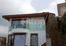 Уютная вилла в Алании с красивым видом на море и горы - 4