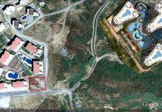 Продажа земли 2084 м2 м2, до моря 1500 м в районе Махмутлар, Аланья, Турция № 1863 – фото 3