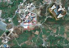 Продажа земли 2084 м2 м2, до моря 1500 м в районе Махмутлар, Аланья, Турция № 1863 – фото 1