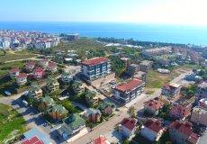 Квартиры с видом на море в районе Кестель, Алания - 4