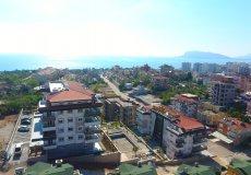 Квартиры с видом на море в районе Кестель, Алания - 5