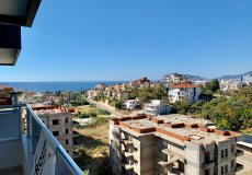 Квартиры с видом на море в районе Кестель, Алания - 29