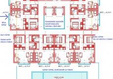Новый проект в Алании, Махмутлар, квартиры 1+1 в рассрочку - 3