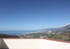 Вилла 5+1 с панорамным видом на море и горы в Каргыджаке - 16