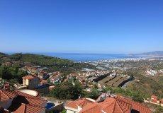 Вилла 5+1 с панорамным видом на море и горы в Каргыджаке - 17