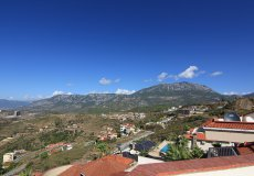 Вилла 5+1 с панорамным видом на море и горы в Каргыджаке - 18