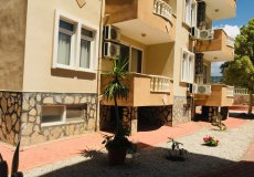 Бюджетный вариант двухкомнатной квартиры в комплексе с бассейном в Алании, Демирташ - 10