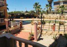 Бюджетный вариант двухкомнатной квартиры в комплексе с бассейном в Алании, Демирташ - 16