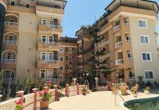 Бюджетный вариант двухкомнатной квартиры в комплексе с бассейном в Алании, Демирташ - 5
