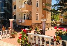 Бюджетный вариант двухкомнатной квартиры в комплексе с бассейном в Алании, Демирташ - 8