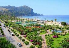 Продажа отеля 812 м2, до моря 70 м в центральном районе, Аланья, Турция № 2559 – фото 1