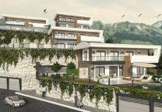 Новый проект комплекса вилл в Бекташ, Алания - 5