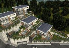 Новый проект комплекса вилл в Бекташ, Алания - 4
