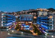 Жилой комплекс 2+1, 3+1, до моря 500 м в районе Каргыджак, Аланья, Турция № 3756 – фото 8