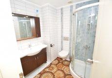 Продажа квартиры 2+1, 115 м2, до моря 450 м в районе Махмутлар, Аланья, Турция № 2612 – фото 15