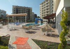 Квартира 2+1 в комплексе с отельной инфраструктурой в Авсалларе, Алания  - 4