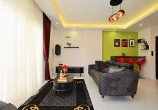 Новые апартаменты в Алании в жилом комплексе р. Махмутлар - 26