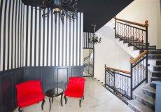 Новые апартаменты в Алании в жилом комплексе р. Махмутлар - 12