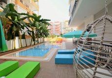 Новые апартаменты в Алании в жилом комплексе р. Махмутлар - 5