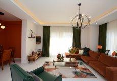 Новые апартаменты в Алании в жилом комплексе р. Махмутлар - 43