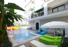 Новые апартаменты в Алании в жилом комплексе р. Махмутлар - 4