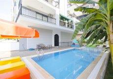 Новые апартаменты в Алании в жилом комплексе р. Махмутлар - 3