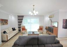 Меблированная квартира в Алании в жилом комплексе, район Оба  - 7