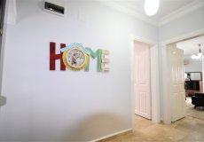 Меблированная квартира в Алании в жилом комплексе, район Оба  - 10