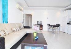 Продажа квартиры 1+1, 60 м2, до моря 450 м в центральном районе, Аланья, Турция № 2896 – фото 11