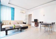 Продажа квартиры 1+1, 60 м2, до моря 450 м в центральном районе, Аланья, Турция № 2896 – фото 10