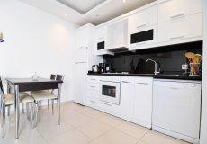 Продажа квартиры 1+1, 60 м2, до моря 450 м в центральном районе, Аланья, Турция № 2896 – фото 7
