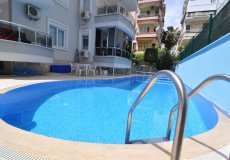 Продажа квартиры 1+1, 60 м2, до моря 450 м в центральном районе, Аланья, Турция № 2896 – фото 2